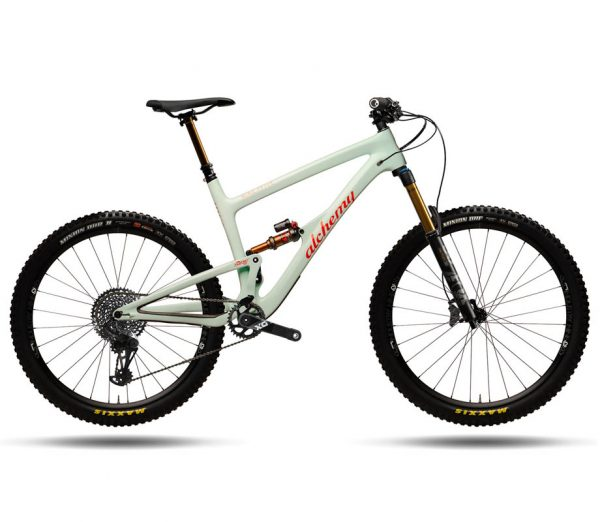 Alchemy Arktos nine7five GX Eagle Bike