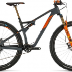 Cube AMS 100 C68 TM 29 Suspension Bike 2020