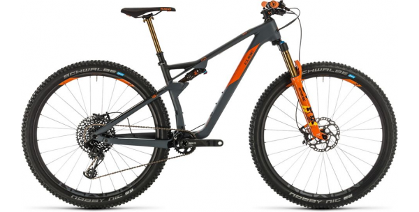 Cube AMS 100 C:68 TM 29 Suspension Bike 2020