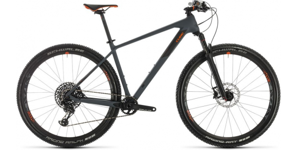 Cube Reaction C:62 Race 29 Hardtail Bike 2020