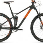 Cube Stereo 120 HPC TM 29 Suspension Bike 2020