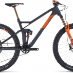 Cube Stereo 140 HPC TM 27.5 Suspension Bike 2020