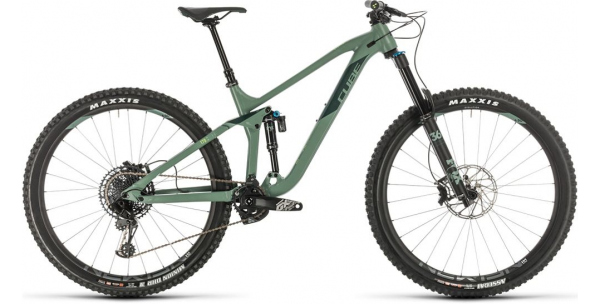 Cube Stereo 170 Race 29 Suspension Bike 2020