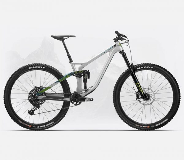 Devinci Spartan Carbon 29 GX Eagle Bike