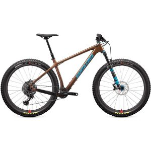 SANTA CRUZ BICYCLES Chameleon Carbon 27.5 Plus SE Reserve Mountain Bike