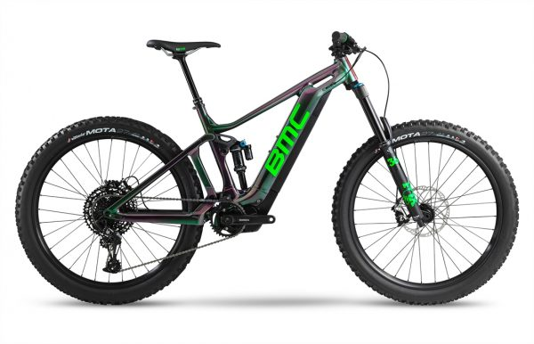 BMC TRAILFOX AMP SX TWO BIKE