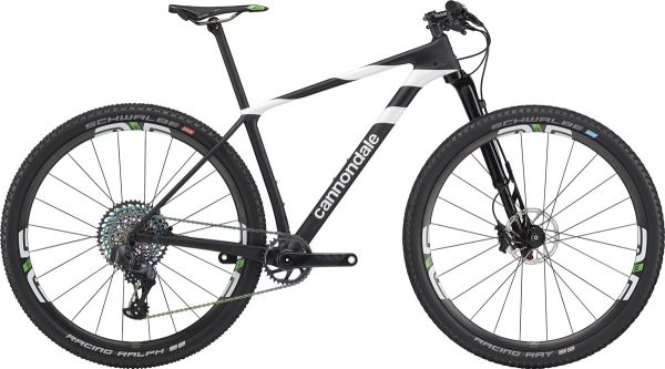 "Cannondale F-Si World Cup Hi-MOD 29"" Mountain Bike 2020 - Hardtail MTB"