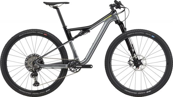 "Cannondale Scalpel 2 Si Carbon 29"" Mountain Bike 2020 - XC Full Suspension MTB"