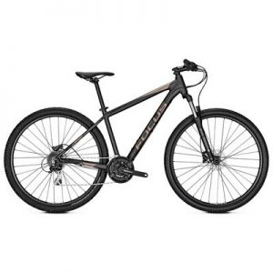 Focus Whistler 3.6 2020 Hardtail Mountain Bike Black