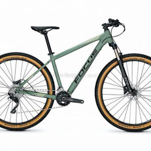 Focus Whistler 3.8 2020 Hardtail Mountain Bike Green