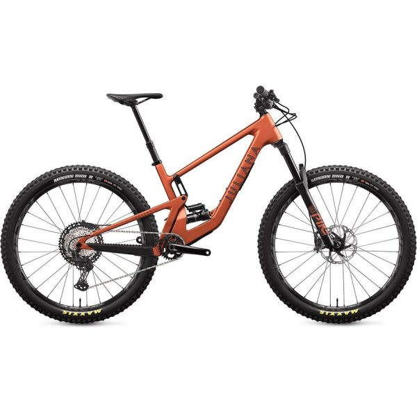 JULIANA 5010 Furtado Carbon XT Mountain Bike