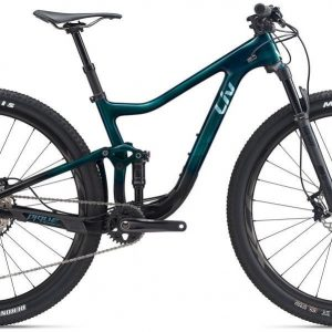 "Liv Pique Advanced Pro 1 29"" Womens Mountain Bike 2020 - XC Full Suspension MTB"