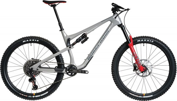"Nukeproof Reactor 275 RS XO1 Eagle 27.5"" Mountain Bike 2020 - Enduro Full Suspension MTB"