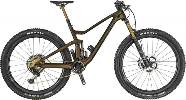 Scott Genius 900 Ultimate 29er Mountain Bike 2019 - Trail Full Suspension MTB